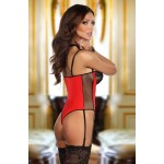 Mariolle Body (Red/Black)