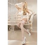 Ballerina White Hold Ups 119