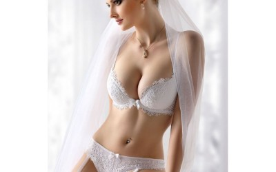 Perfect Wedding Day Bridal Lingerie