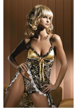 Safari Babydoll Set