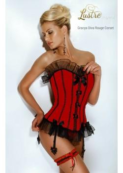 Diva Rouge Corset