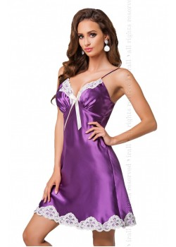Alexandra Nightdress (Purple)