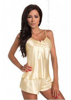 Aria Short Set (Cream)