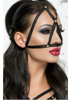Cage Mask (Black)
