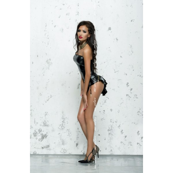 Chantal Corset (Black)