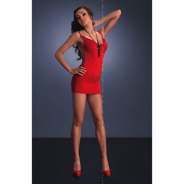 Lara Dress (Red)