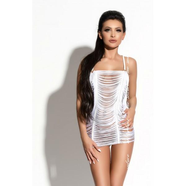 Samantha Dress (White)