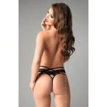 Amber Thong Panty (Black)