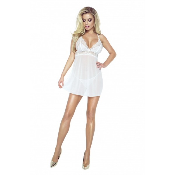 Candymoon Babydoll (White)