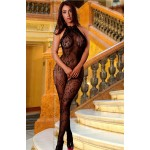 Mariya Bodystocking (Black)