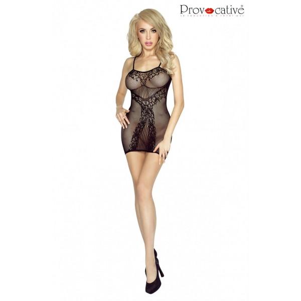 Fiona Sexy Dress (Black)