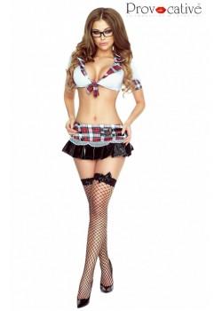 Tartan Schoolgirl Uniform