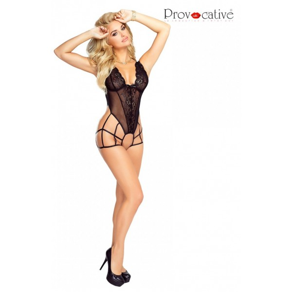 Transparence Body (Black)