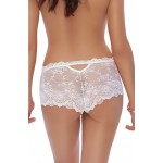 Mela Cream Boxer Briefs