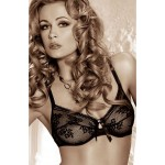 Nefretete Bra Set (Black)