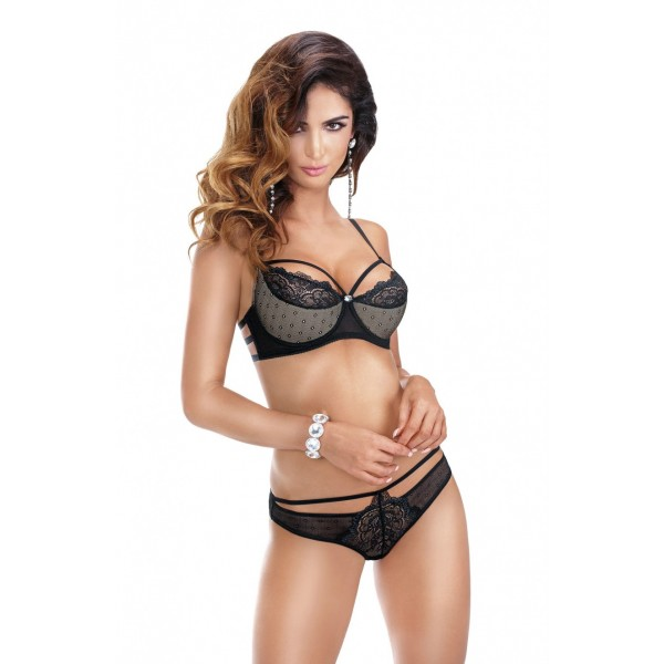 Zulaj Push Up Bra Set